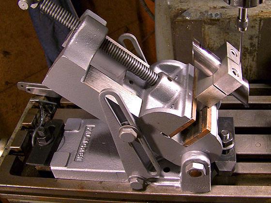 Down Tube, Head Tube miter on a mill-crownarmmiter1.jpg