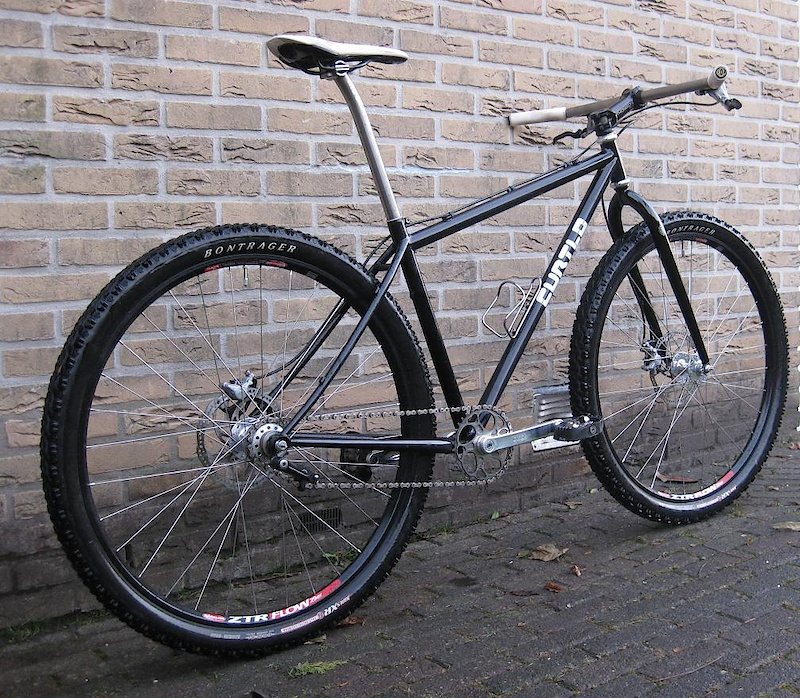 Curtlo Mountaineer 29er Rigid SS