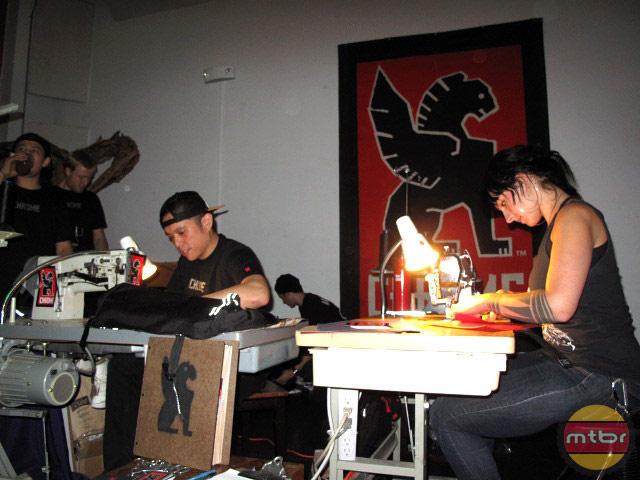Custom Bag Sewing