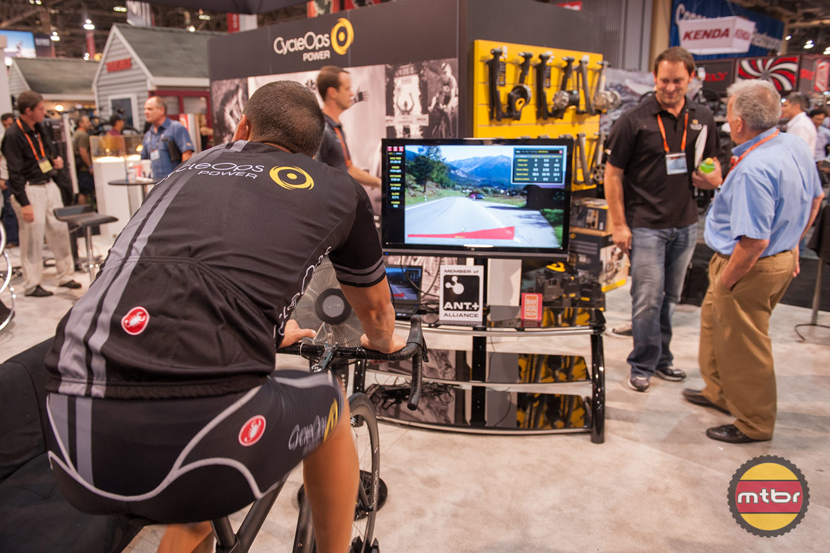 CycleOps Power Beam Pro Virtual Trainer