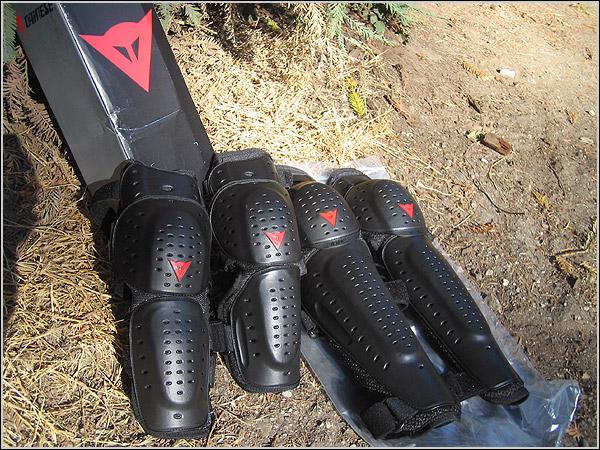 Dainese 3X Armor