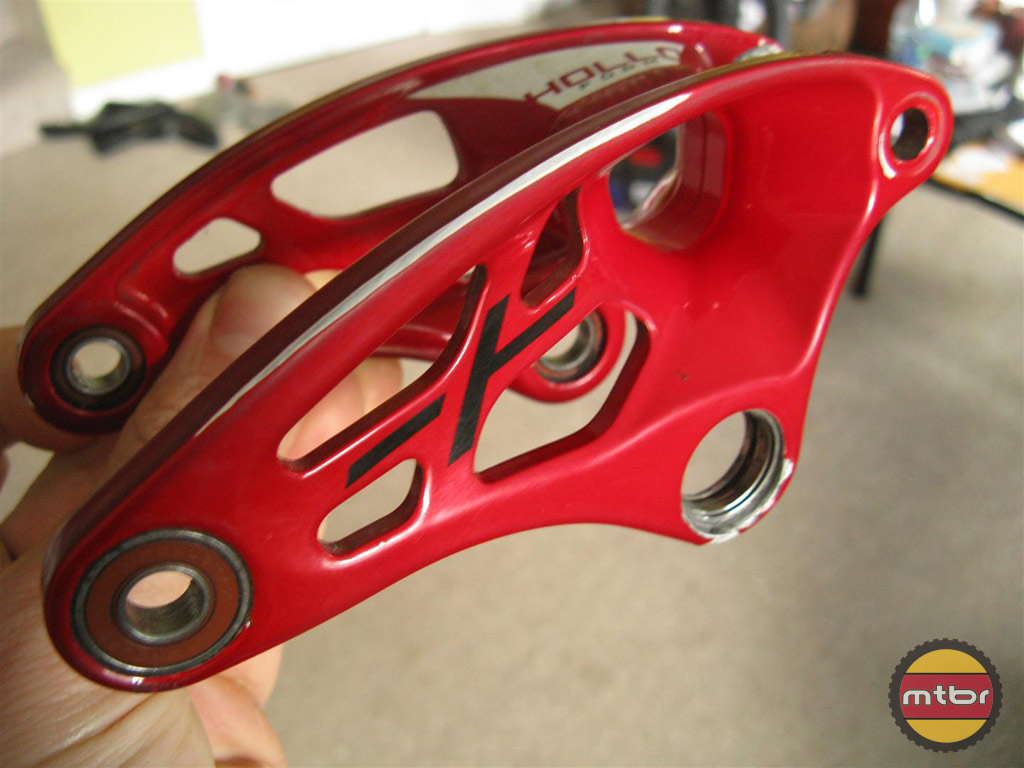 2012 Norco Sight 1 Damaged Rocker