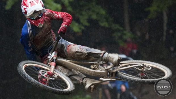 Danny Hart whip. Photo courtesy of Art's Cyclery
