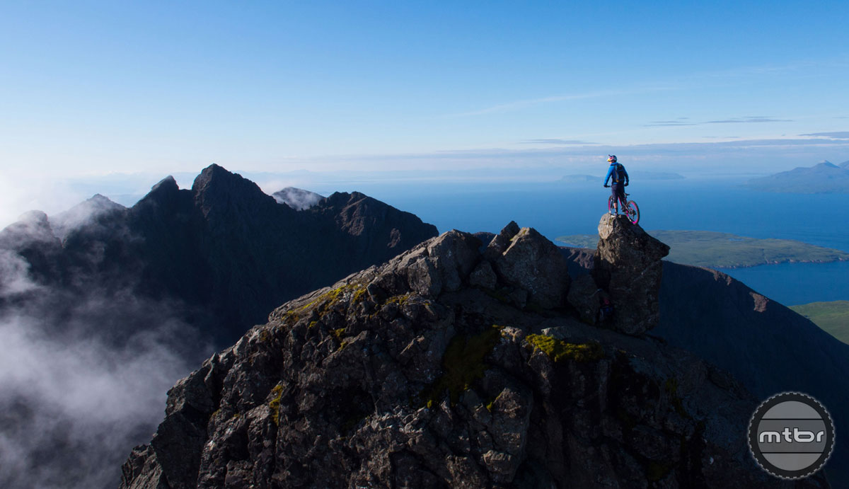 "Danny MacAskill ""Inaccessible Pinnacle"""