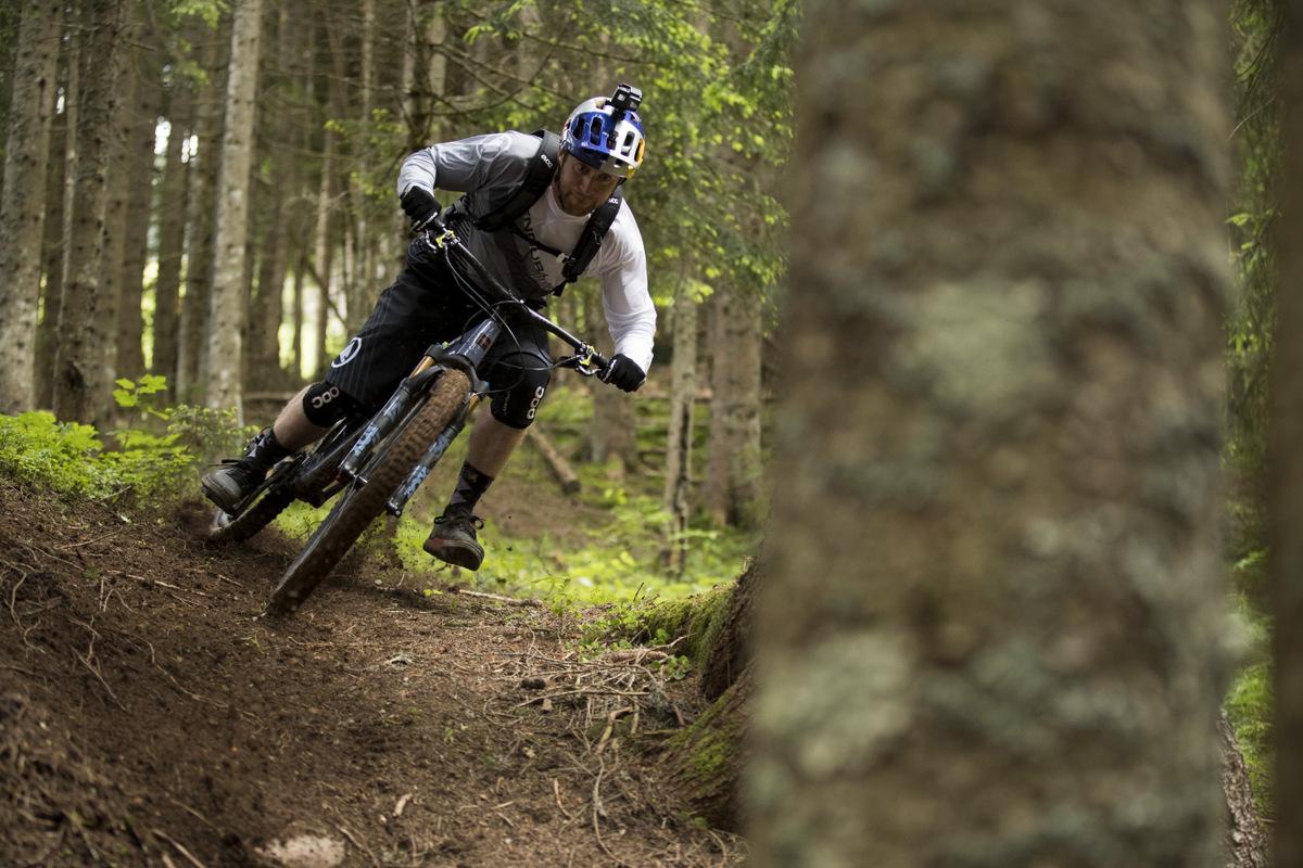 Danny Macaskill loves this bike