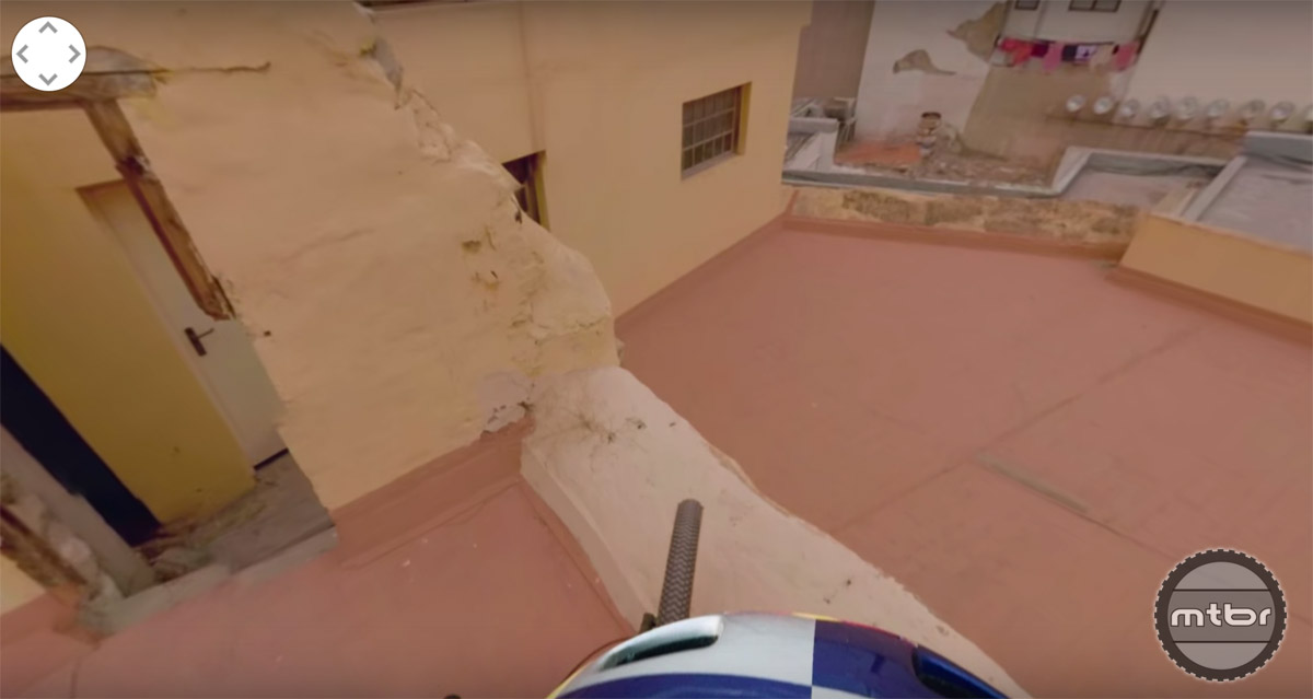 Danny MacAskill 360 Virtual Reality