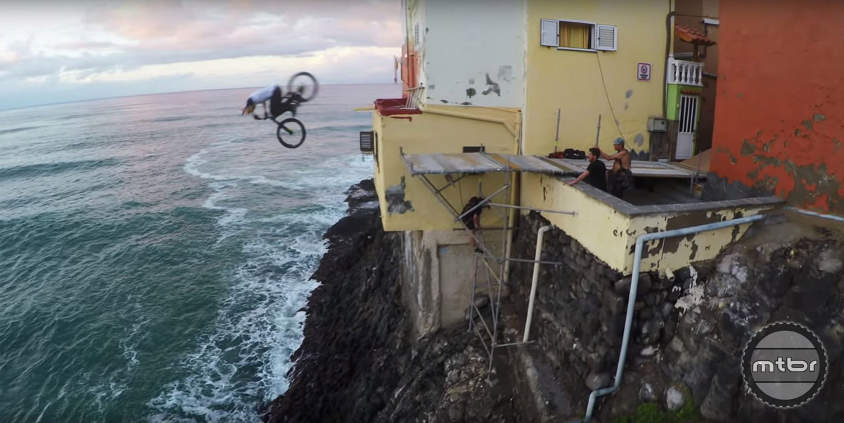 Danny MacAskill in Cascadia Spain