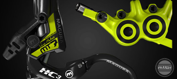 Danny's new signature brake introduces a new lever design from Magura, ships in a special neon yellow colorway.