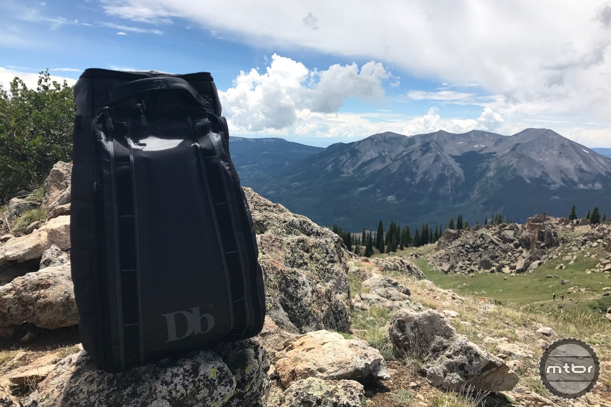 Douchebags 30L Hugger backpack review