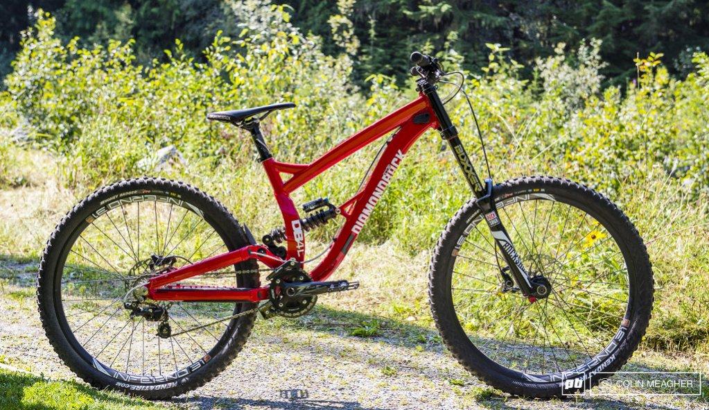 2015 Diamondback DH8 (new downhill bike)- Mtbr.com