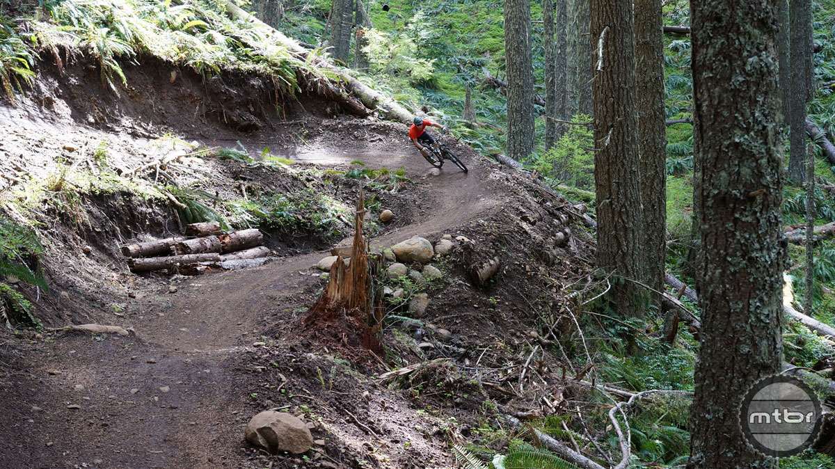 As the newest addition to the Oakridge Trail cache, the new bike optimized top section of Dead Mountain provides a new level of diversity to the already amazing trails in Oakridge.