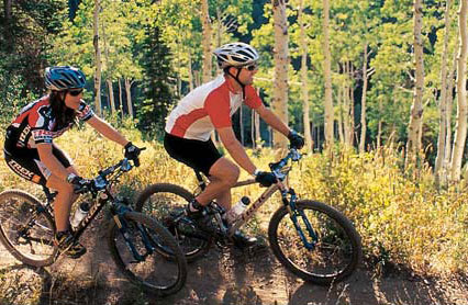 Deer Valley Mtn Biking