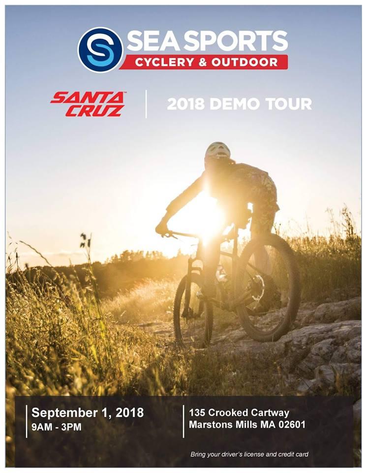 Santa Cruz bikes demo on Cape Cod this Saturday 9-1-demo.jpg