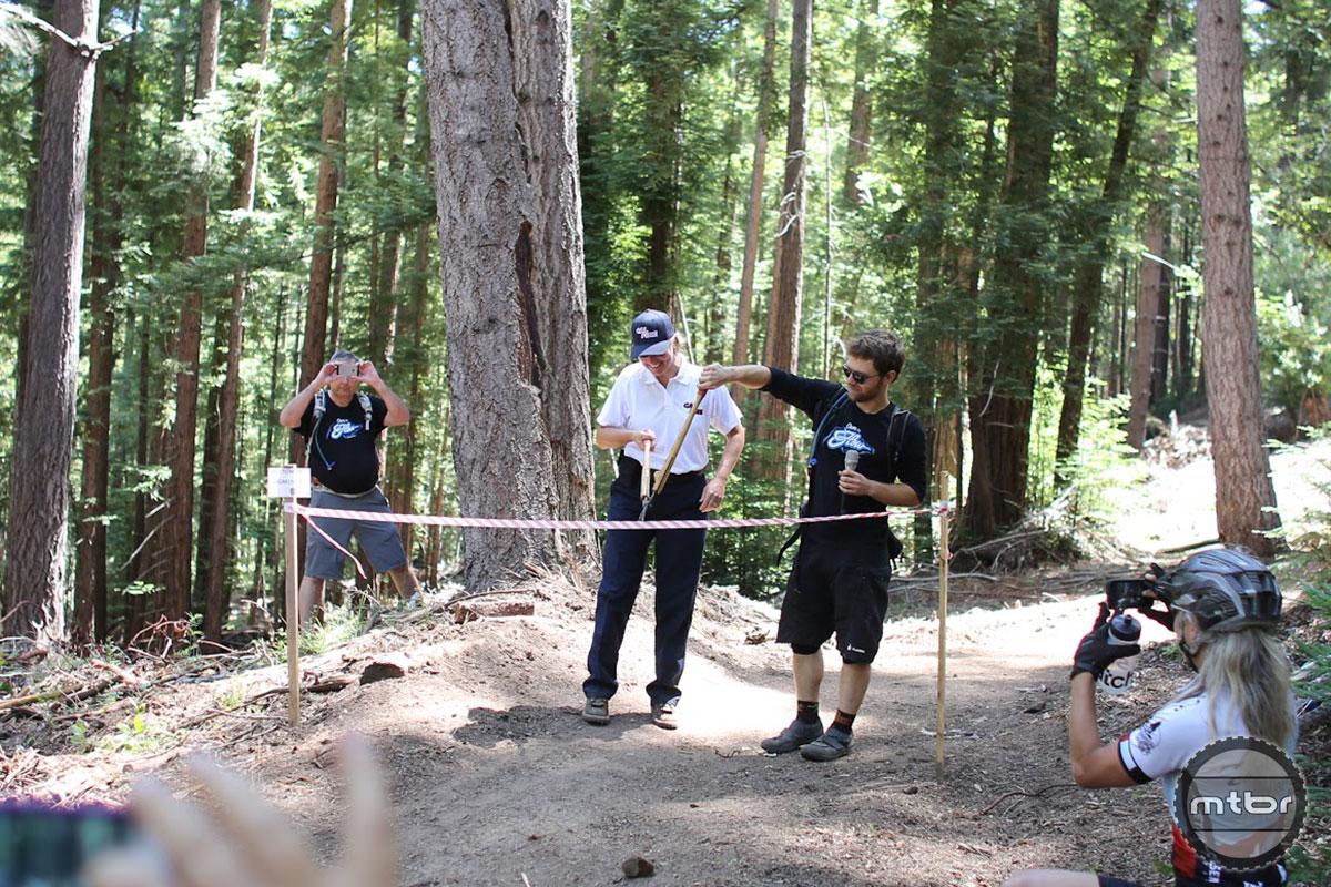 Demo Flow Trail Ribbon