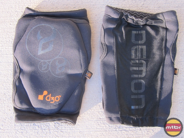 Demon Knee Soft Cap Pro X D3O