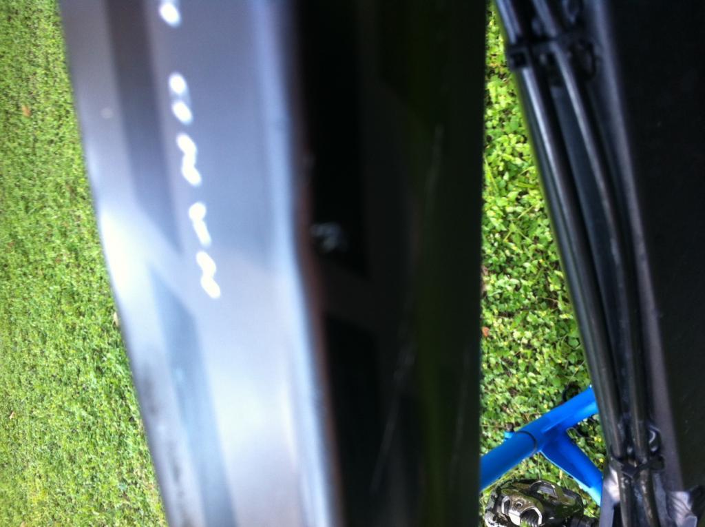 Dented my Yeti SB 95 Frame....-dentedframe2.jpg