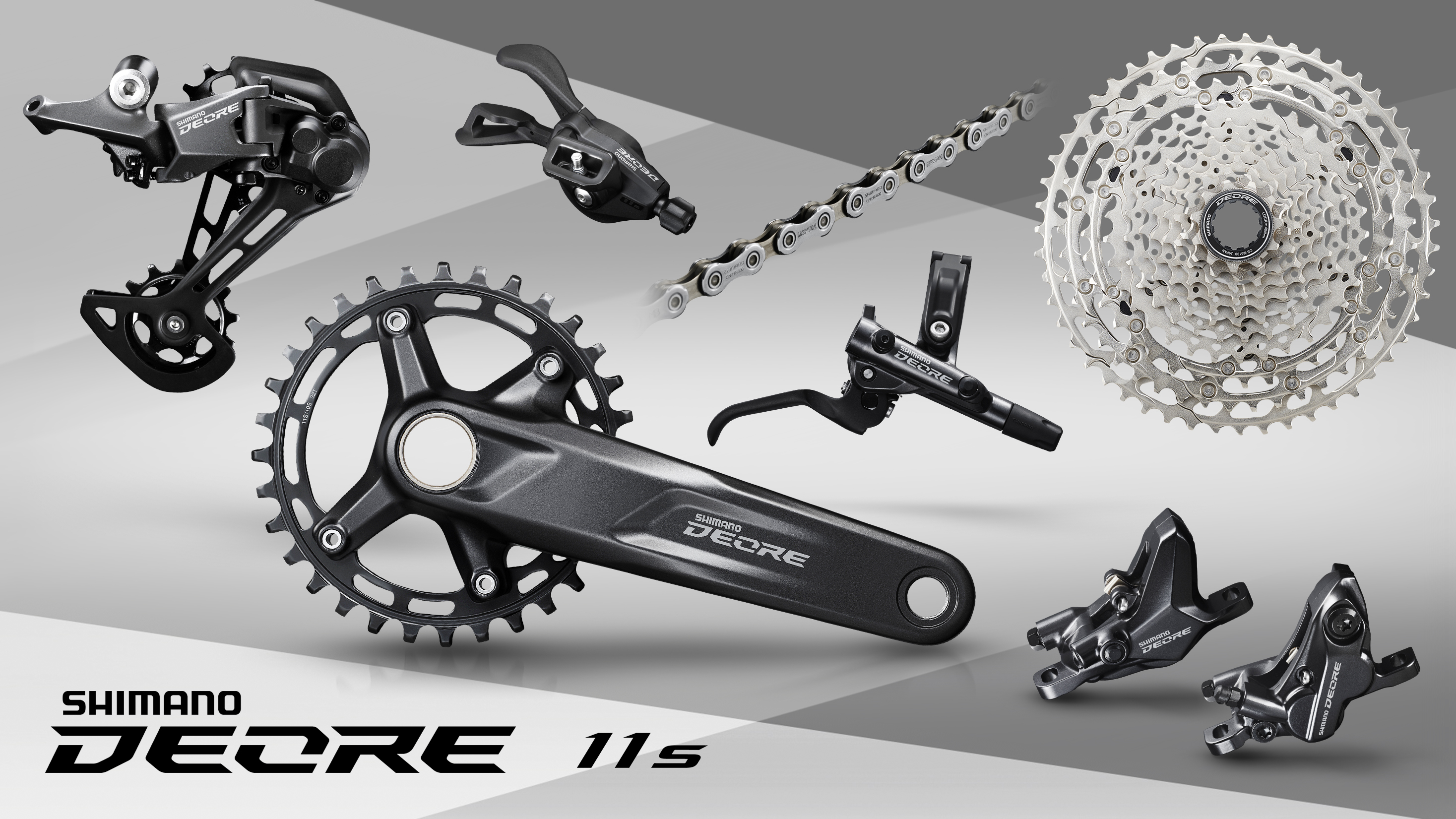 New, wider 1x and 2x gearing options to keep you rolling with minimal investment.