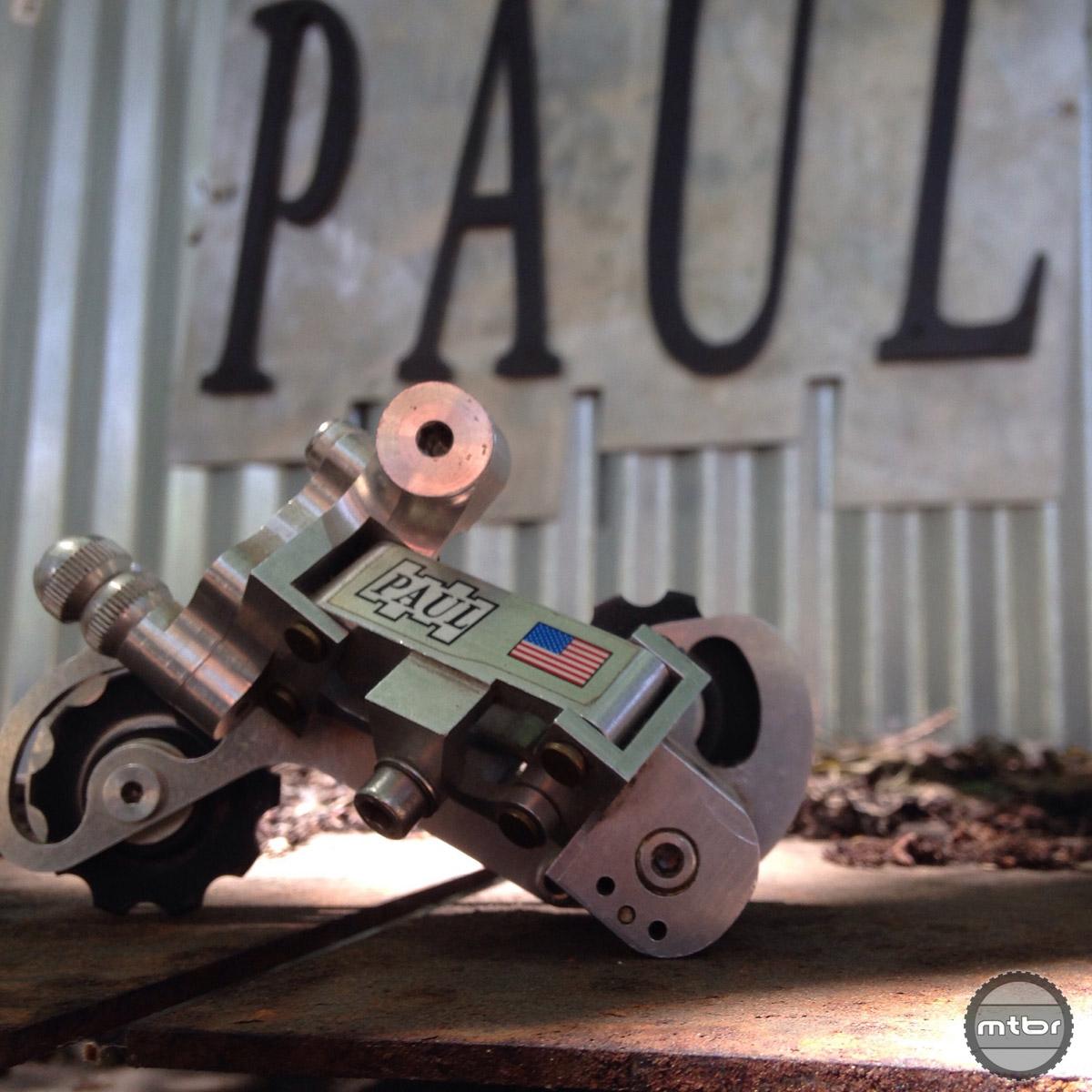An original Paul derailleur can still fetch north of $1,000 on eBay.