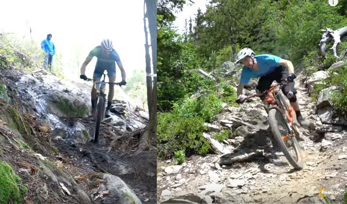 How much of a disadvantage XC versus Trail Bike - Racing-derewww.jpg