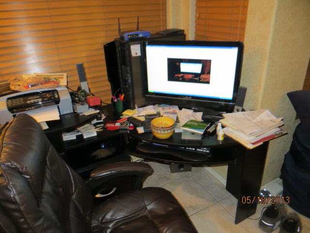 My Desk is a MESS!  What's on your desk?-desk.jpg