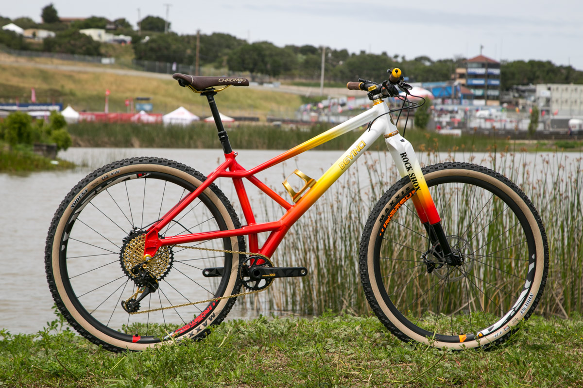 Devinci YYZ 30th Anniversary Bike-1