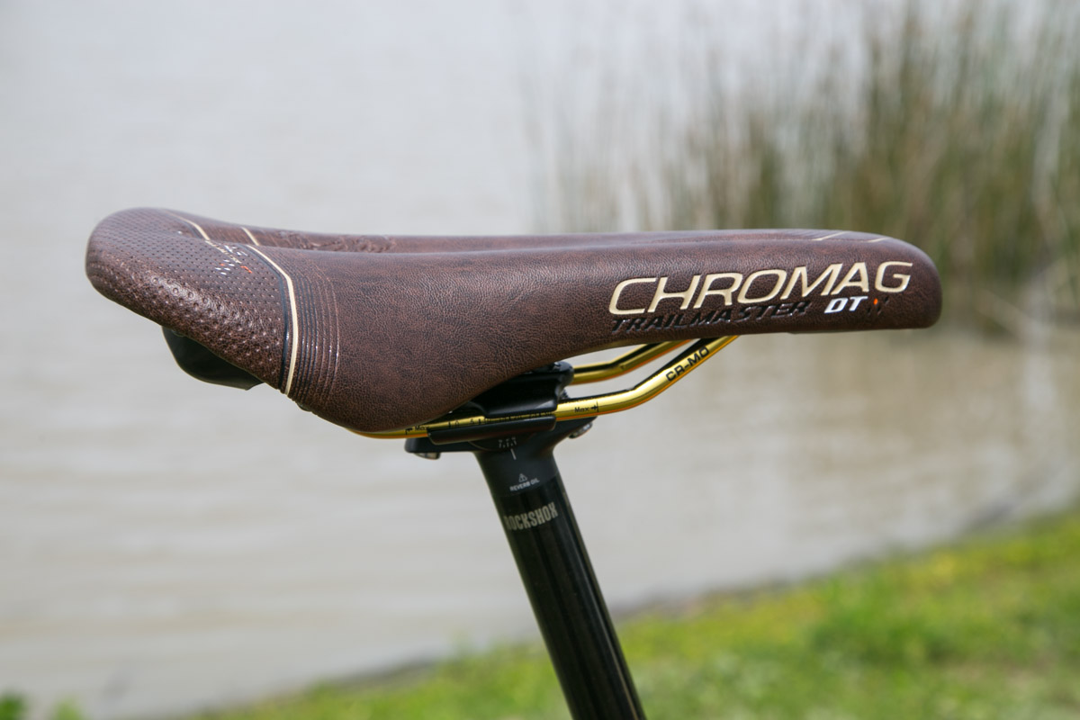 Brown MTB saddles should also make a comeback.
