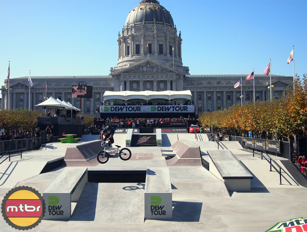 Dew Tour SF - City Hall