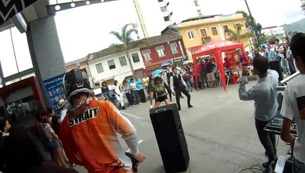 Manizales Urban DH - dancers