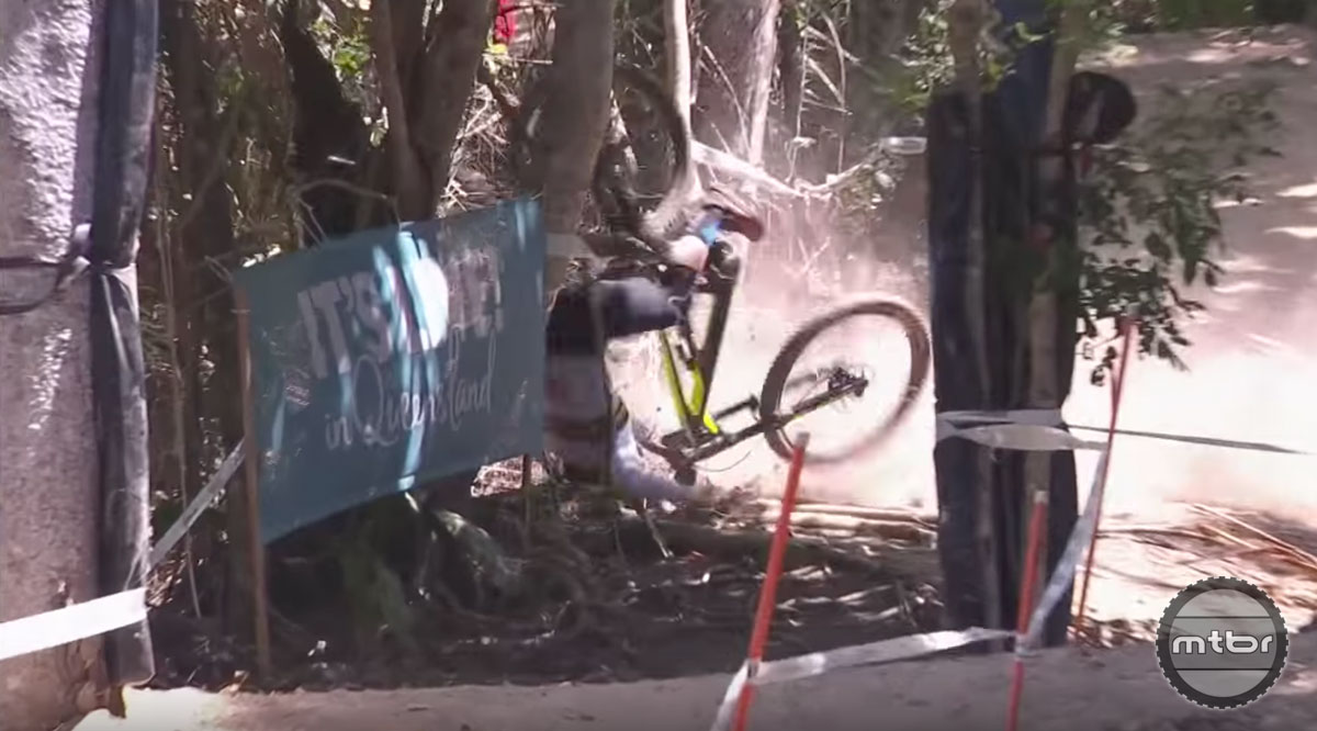 2017 Cairns DH World Champs