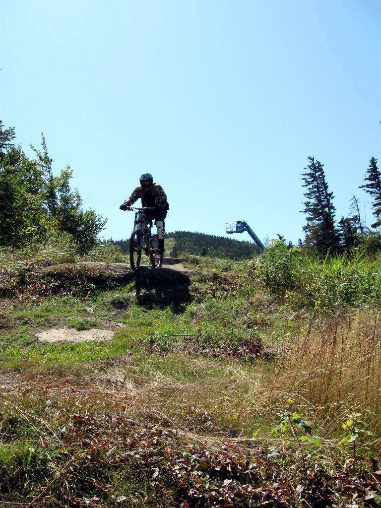Sunday River Bike Park Trail Report For 8 5 Mtbr Com