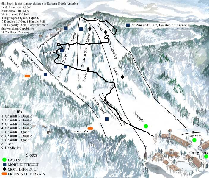Beech Mountain/Lees-McRae Downhill and Dual Slalom #3-dh-series-finals-track-map-2.jpg