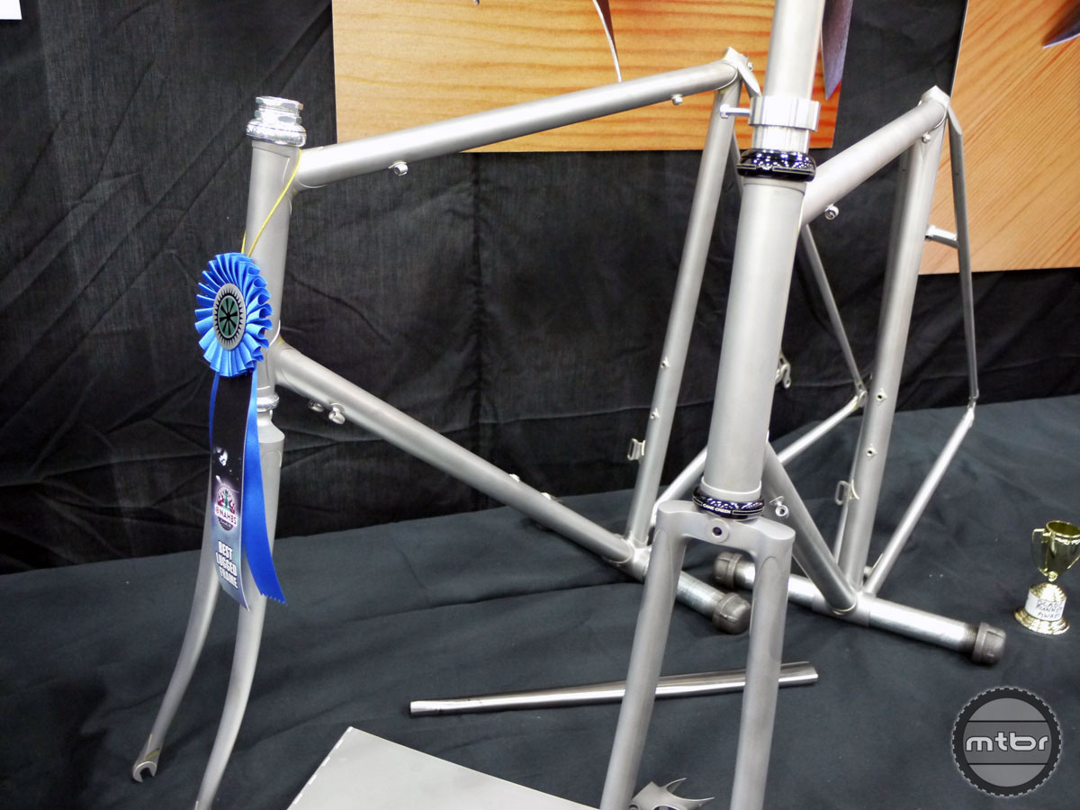 Dinucci Cycles Best Lugged Frame