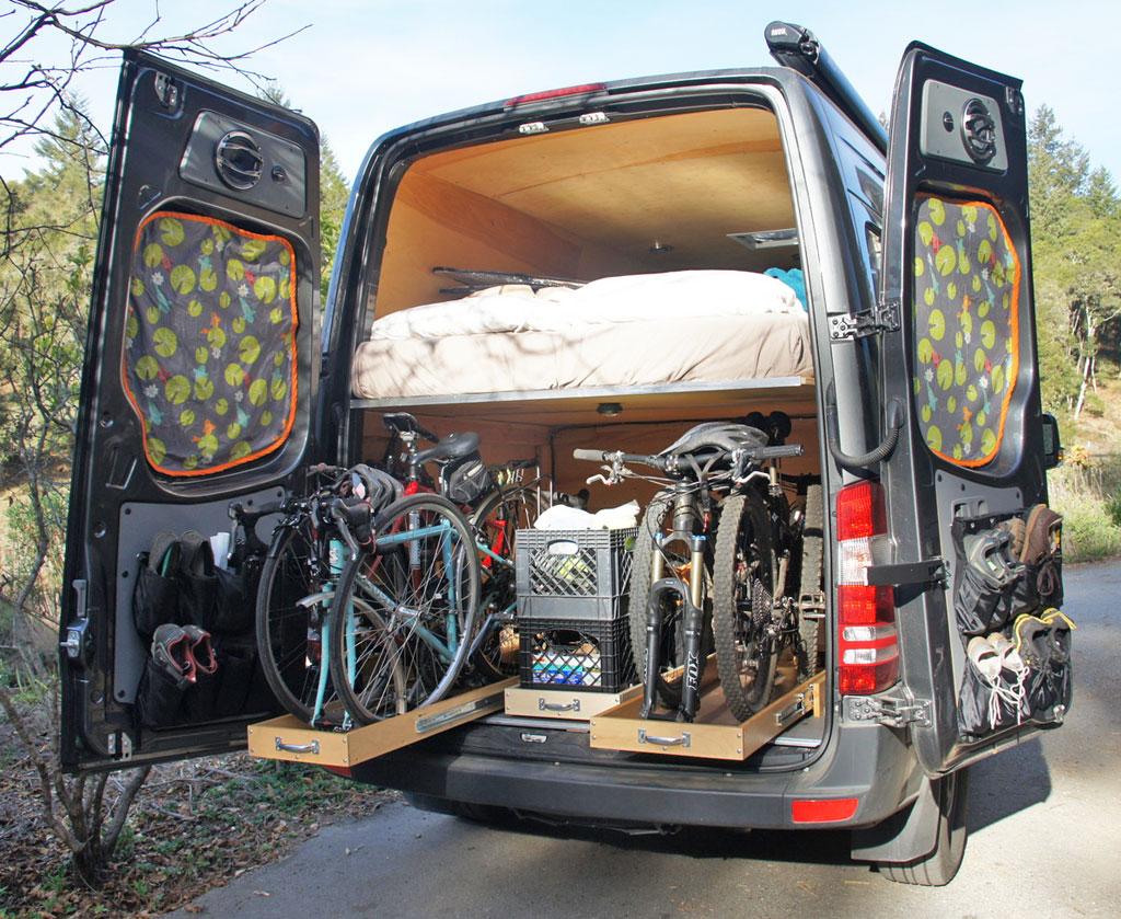 Van Conversions Let S See Them Mtbr Com