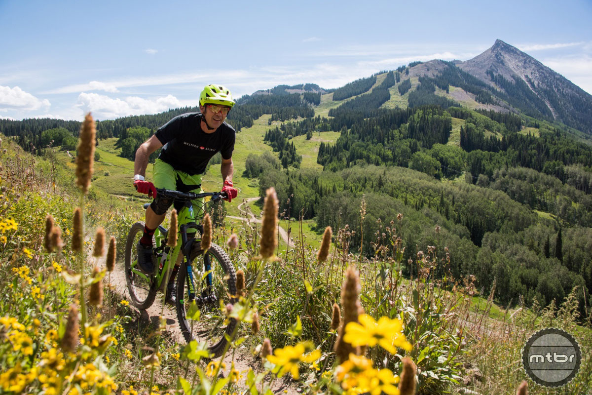 Top 5 reasons you need to ride Crested Butte