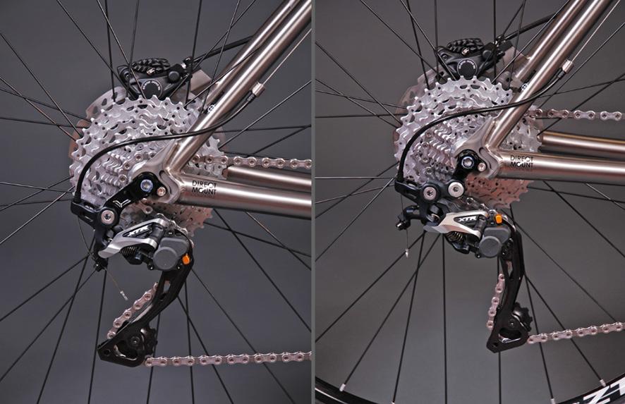 XTR M980 Rear Derailleur usable on direct mount frame?- Mtbr.com