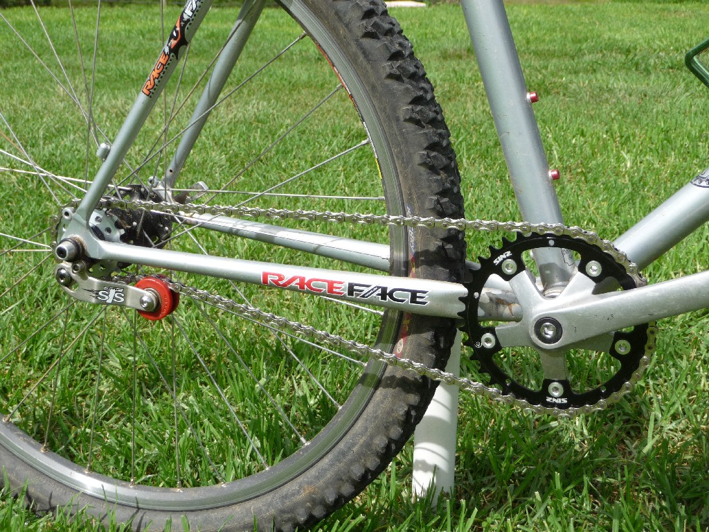 Industrial Chain Tensioner : Fixed chain tensioners mtbr