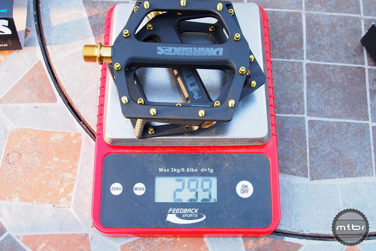 DMR Vault MG Weight