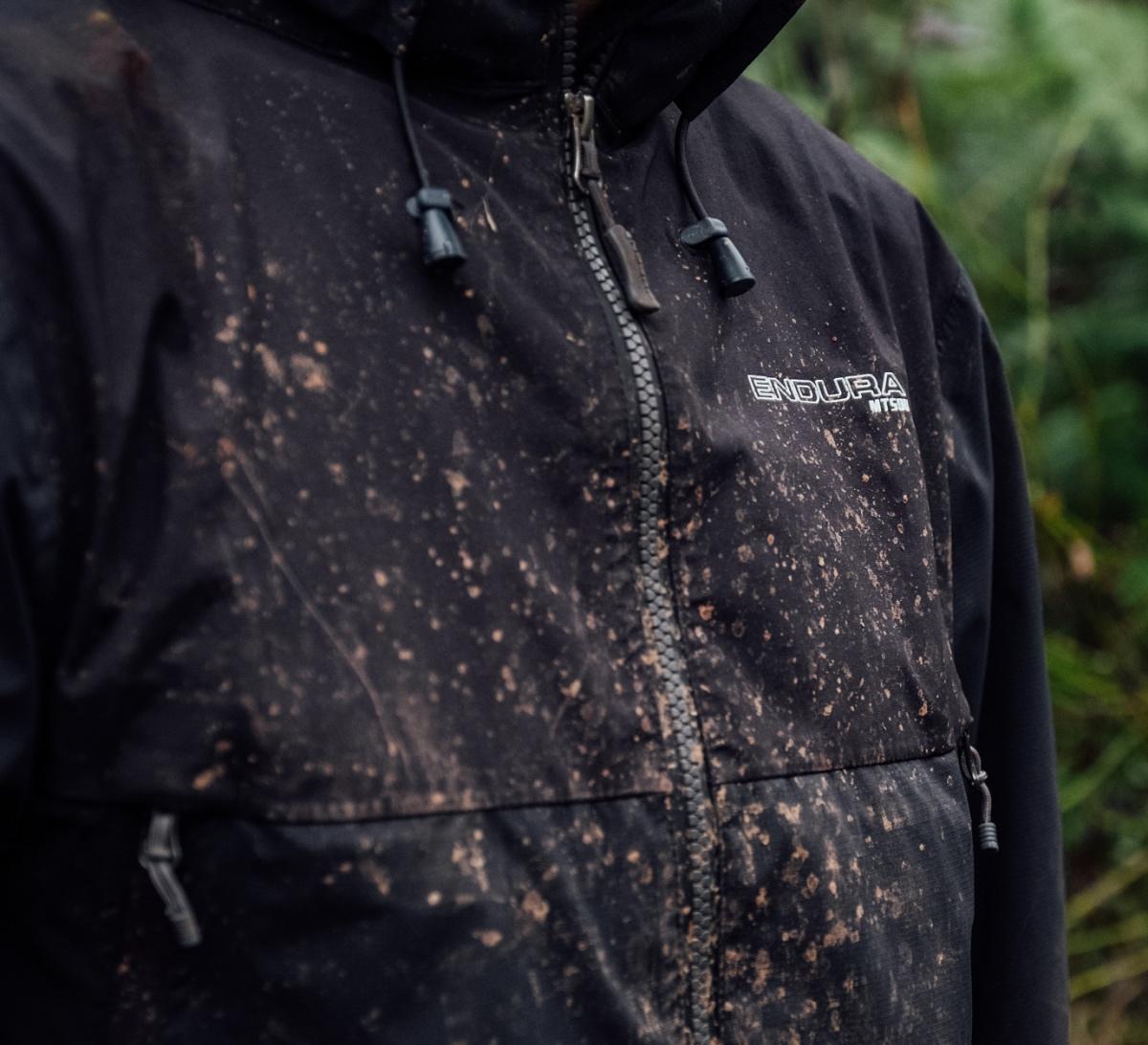 Muddy mayhem in the Endura MT500 Waterproof Suit