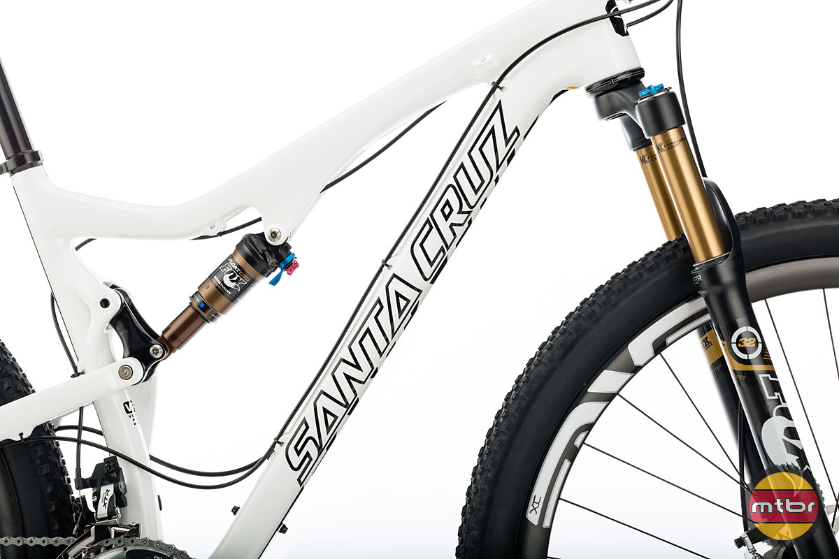 Tallboy 2 Downtube Badge