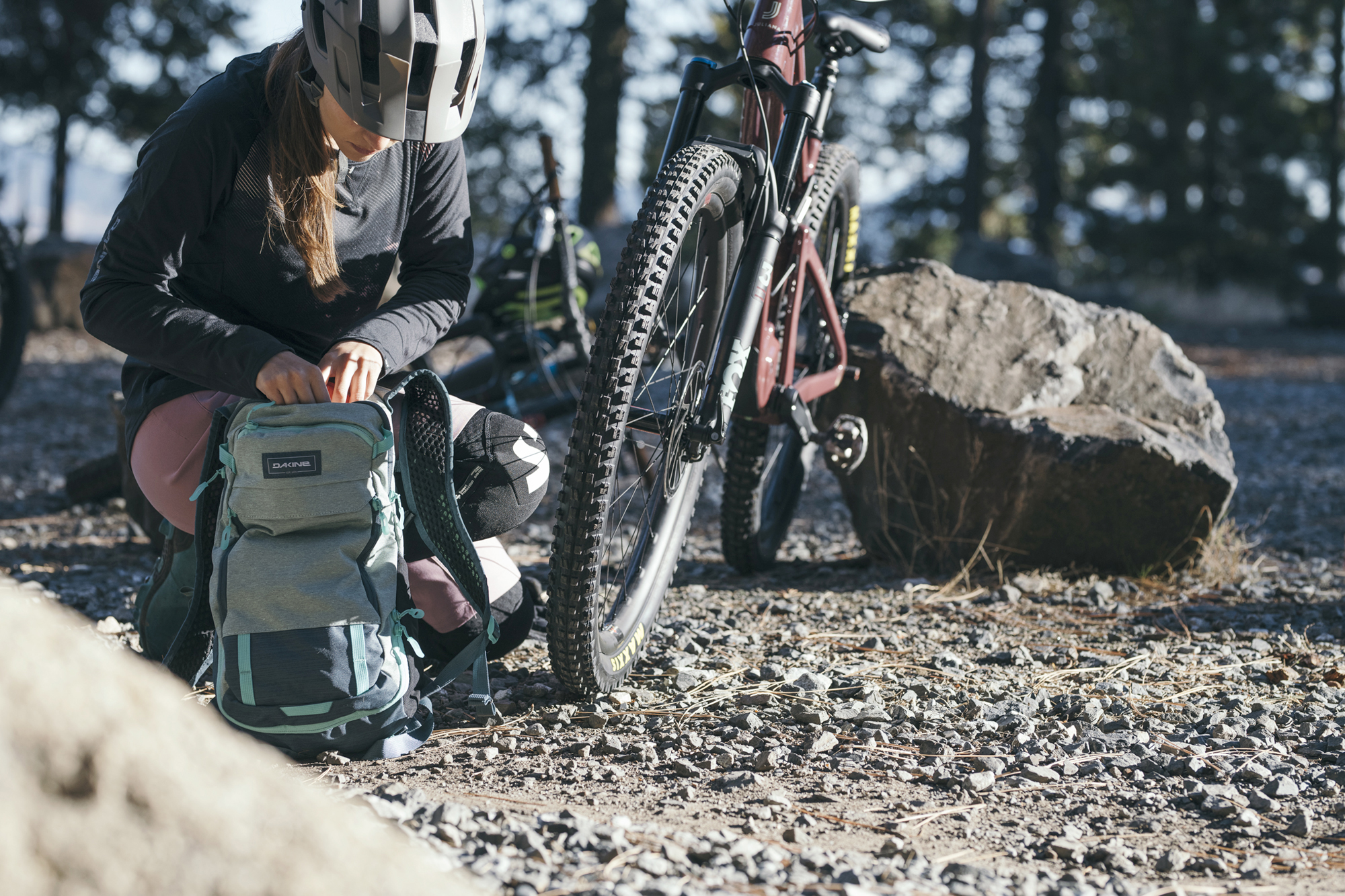 Make sure you have the gear you need before you hit the trail.