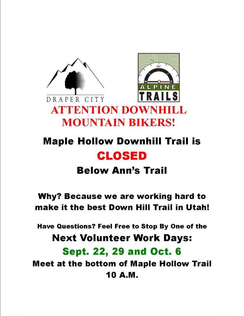 Maple Hollow (Draper) DH Planning and Design Walk Through Sat, Sept 15-draper-dh-closed-flyer.jpg