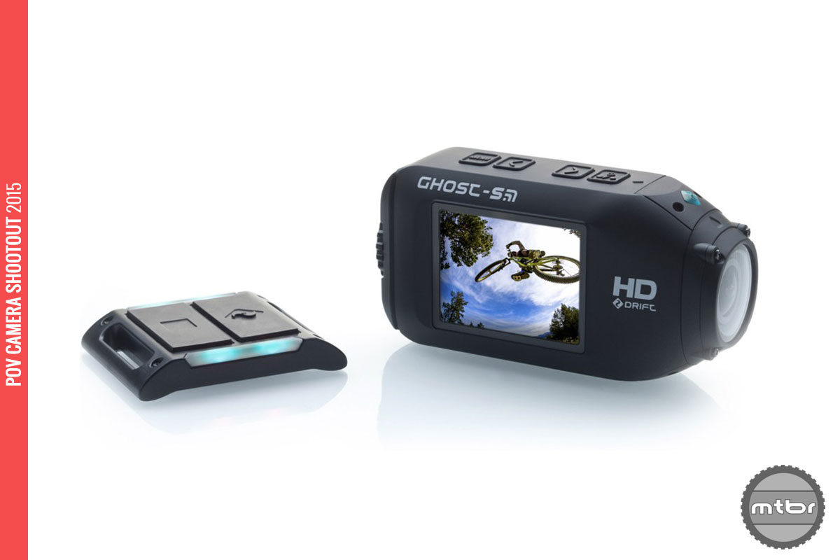 One of the easiest POV cameras to use with straightforward, obvious controls and a 2-inch color LCD display for composing and playing back videos.