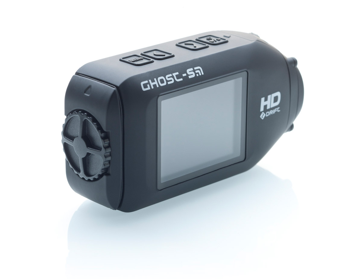 Drift Innovations Ghost-S POV Camera -Rear Angle