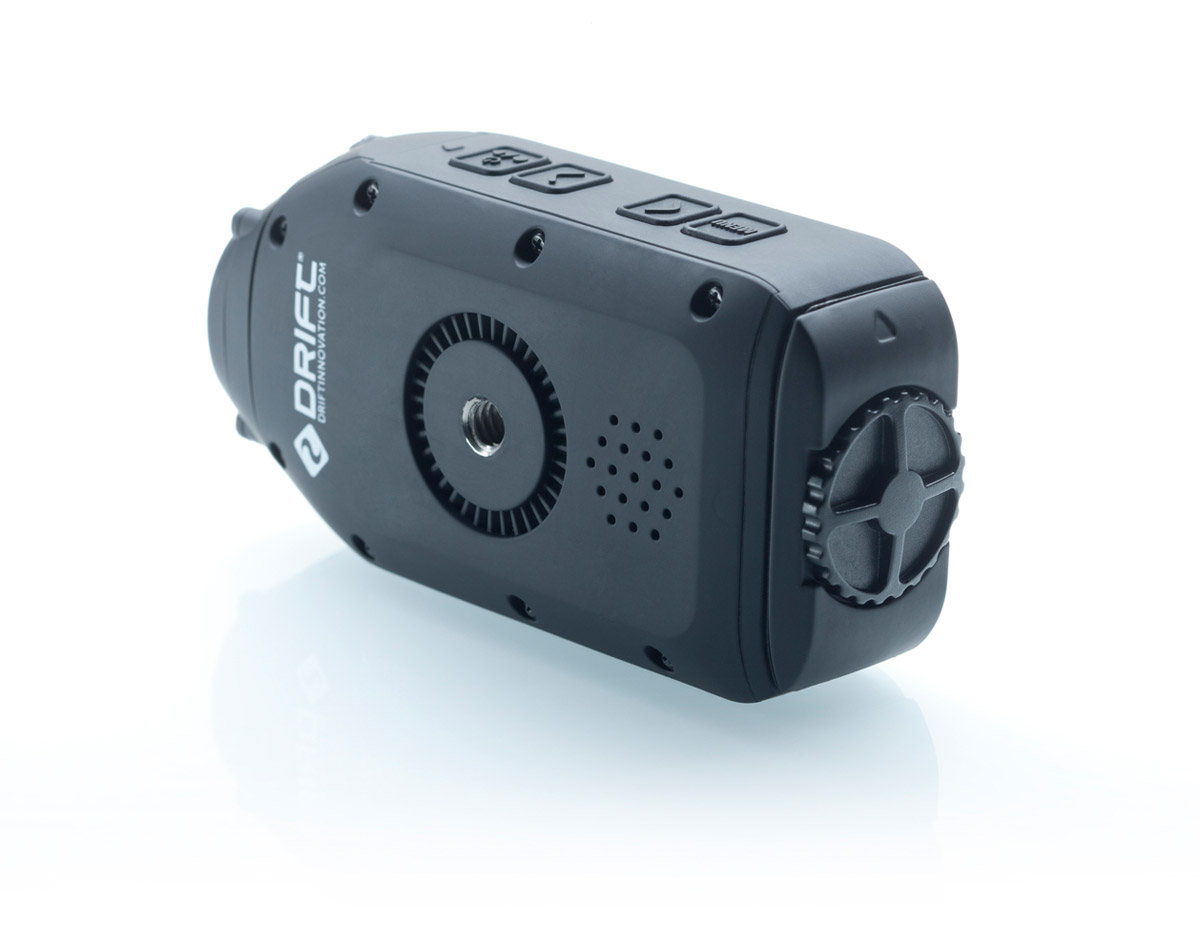 Drift Innovations Ghost-S POV Camera - Bottom & Battery Hatch