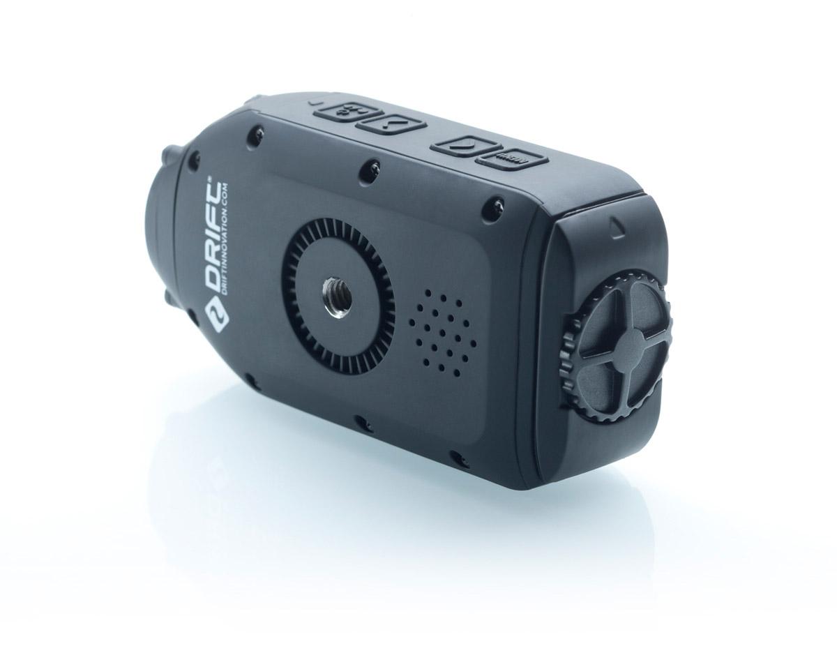 Drift Innovations Ghost-S POV Camera - Bottom & Battery Hatch