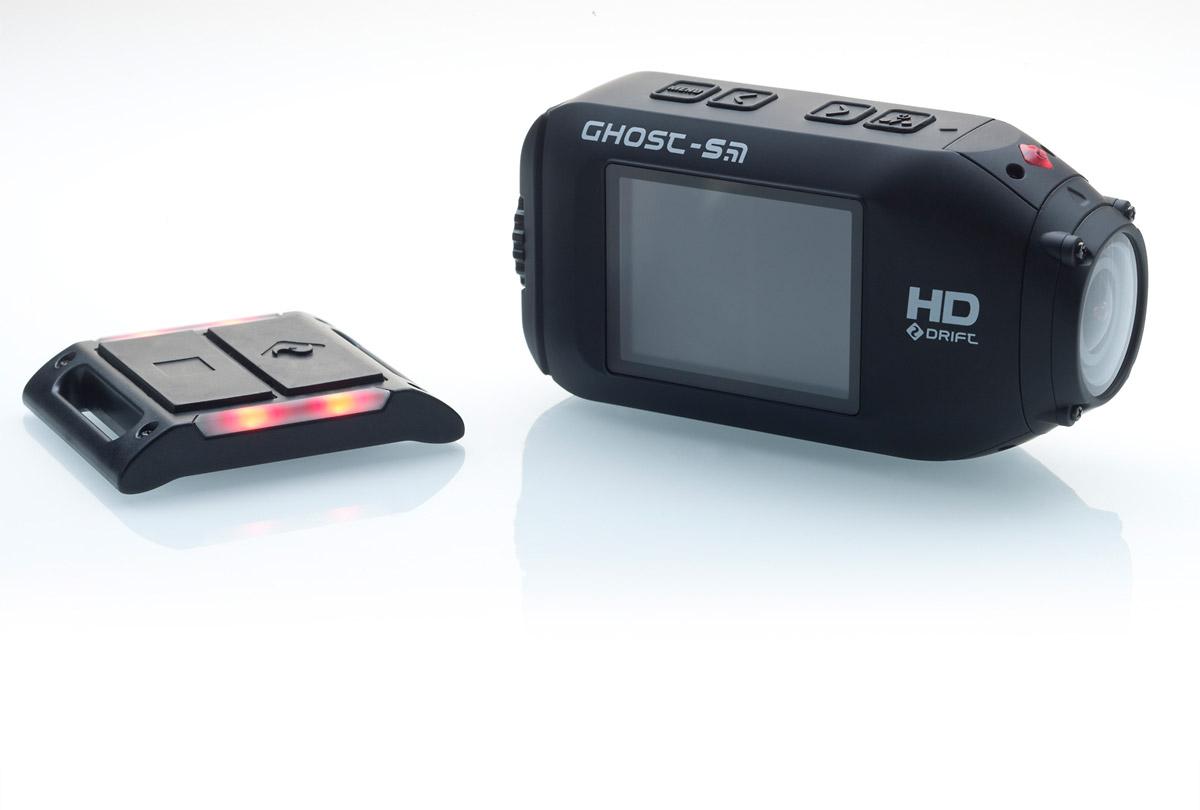 Drift Innovations Ghost-S POV Camera & Remote