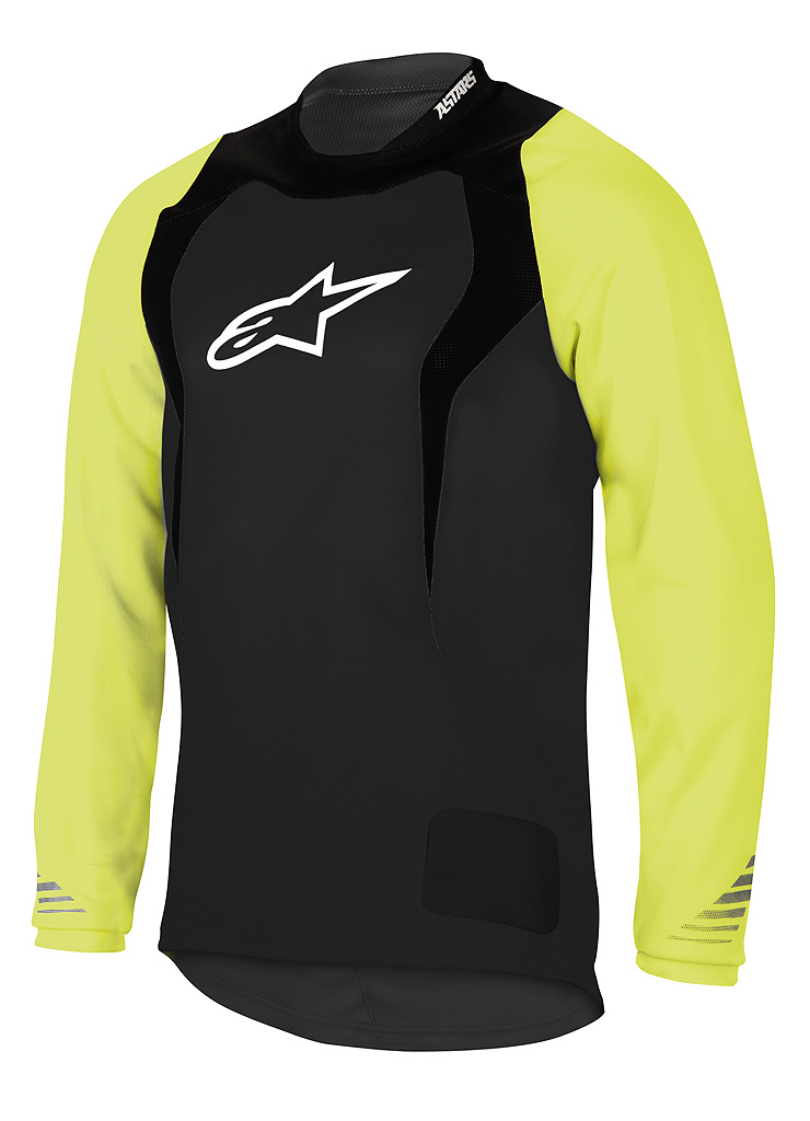 drop ls blk yell fluo
