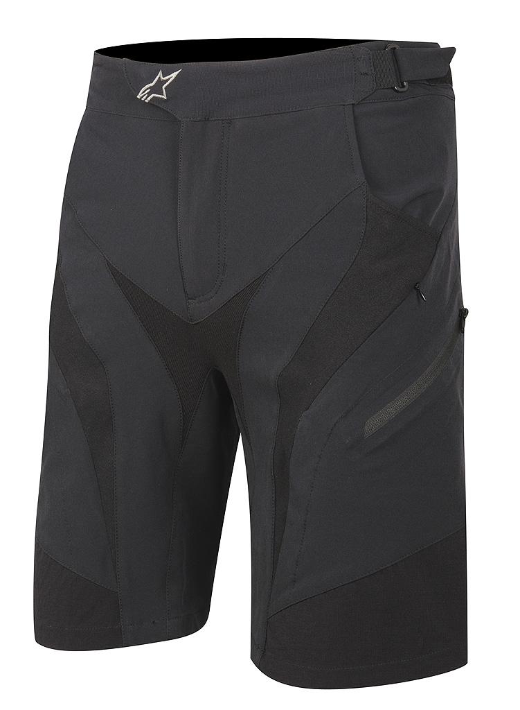 drop shorts BLACK