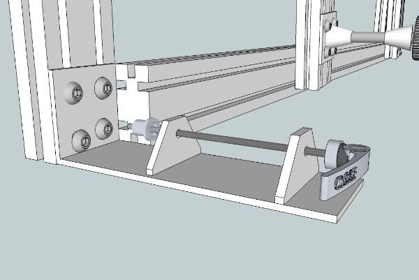 The Simplest Frame Jig\