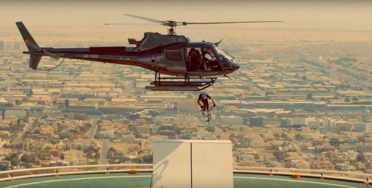 BMX Riding Dubai